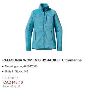 BNWT Patagonia sweater size small